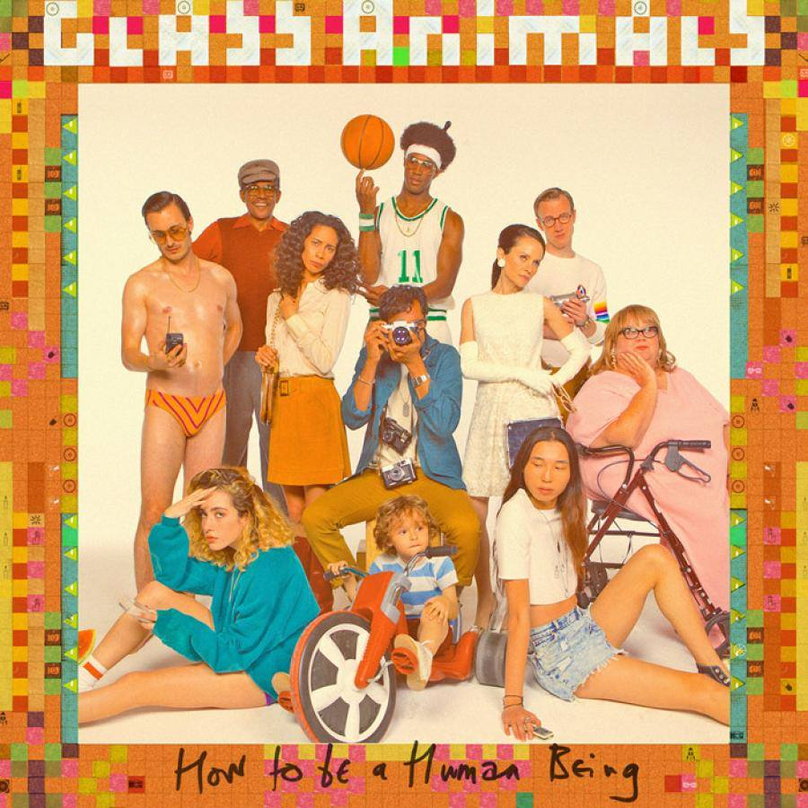 "Glass Animals – ""How to be a Human Being"""