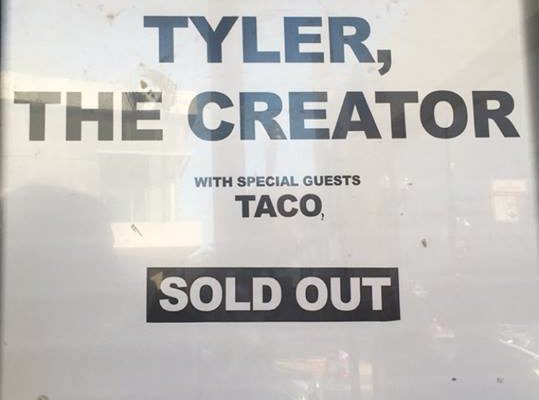 Tyler the Creator – First Avenue 06/07
