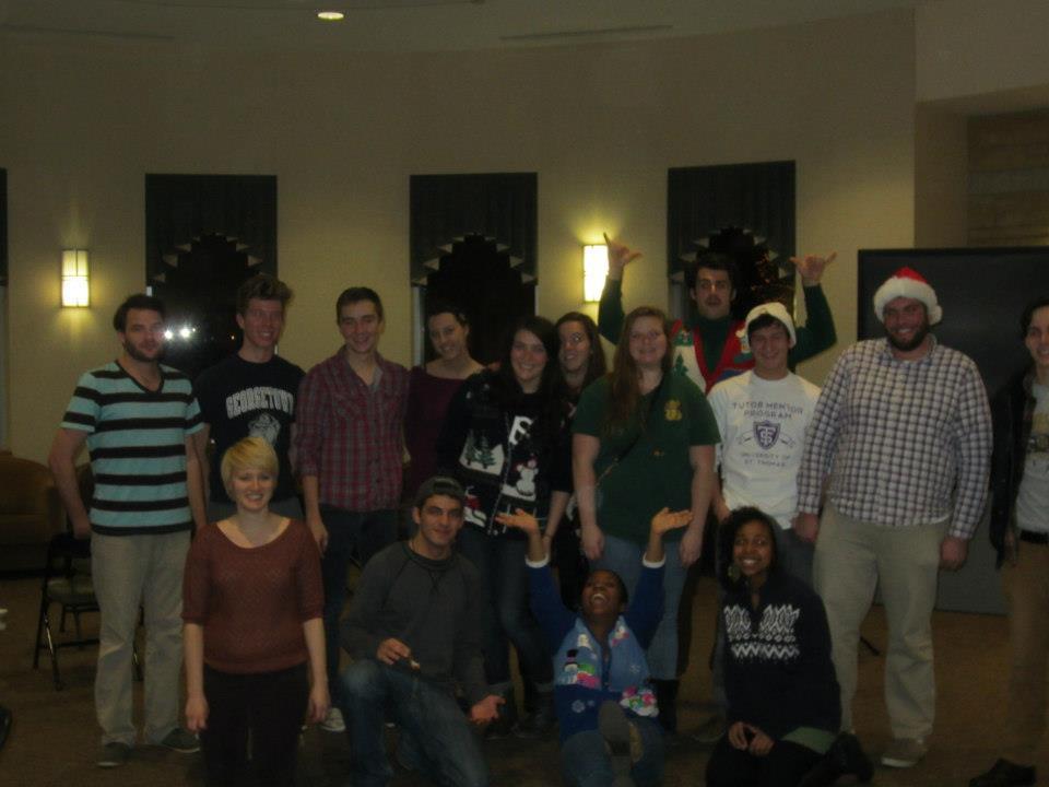 KUST Christmas 2012